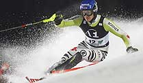 Ski alpin: Neureuther beim Slalom in Schladming auf Rang elf. Felix Neureuther verpasst nur knapp die Top Ten. (Foto: dpa)