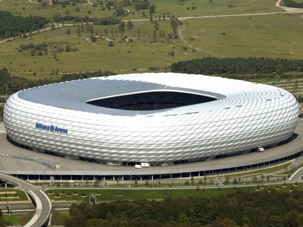 Allianz-Arena in Mnchen (Quelle: ligatotal.de)