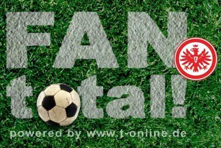 FAN total! von Eintracht Frankfurt
