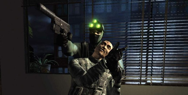Splinter Cell-Trilogie: HD-Remake-Spielewelle rollt weiter. Splinter Cell (Bild: Ubisoft)