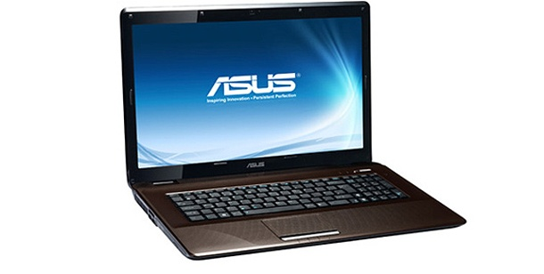 Asus X72JR-TY044V: 17 Zoll Notebook im Test. 17-Zoll-Notebook mit Core i3 im Test: Asus X72JR (Foto: Hersteller)
