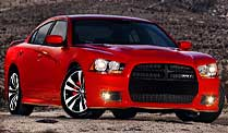 Dodge Charger SRT8 - Brutales Muscle Car. Dodge Charger SRT8 2012 (Foto: Dodge)