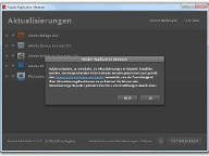 Adobe Updater (Screenshot: t-online.de)