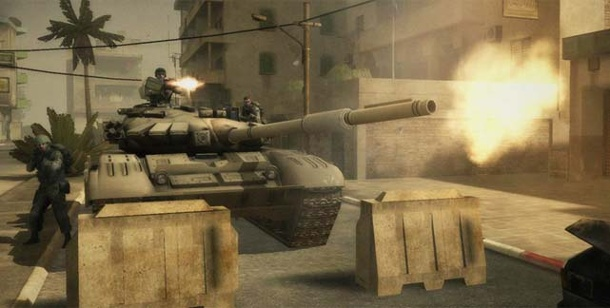Battlefield Play4Free: Beta zur Kostenlos-Version im April. Battlefield Play4Free (Quelle: EA)