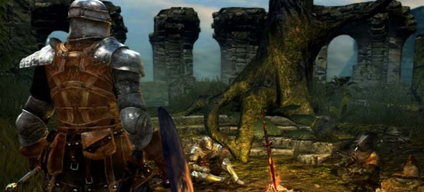 Rollenspiel Dark Souls: Download-Inhalte in Arbeit?. Dark Souls (Quelle: Namco-Bandai)