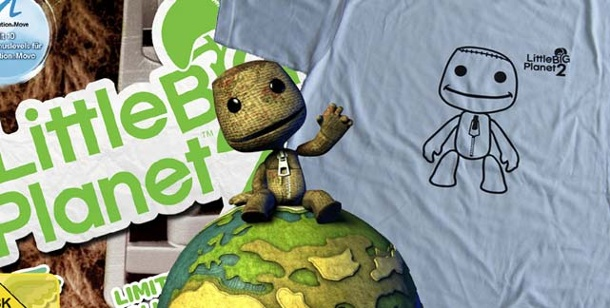 """Little Big Planet 2"": Games, Shirts und mehr gewinnen. Little Big Planet 2 (Quelle: Sony)"