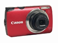 Canon Powershot A3300 IS (Foto:pcwelt) (Quelle: pc-welt.de)