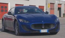 Maserati GranTourismo MC Stradale. (Screenshot: United Pictures)