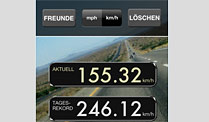 "Aufregung um iPhone-App MyRaceCar. iPhone-App ""MyRaceCar"" (Quelle: Apple) (Quelle: Apple)"