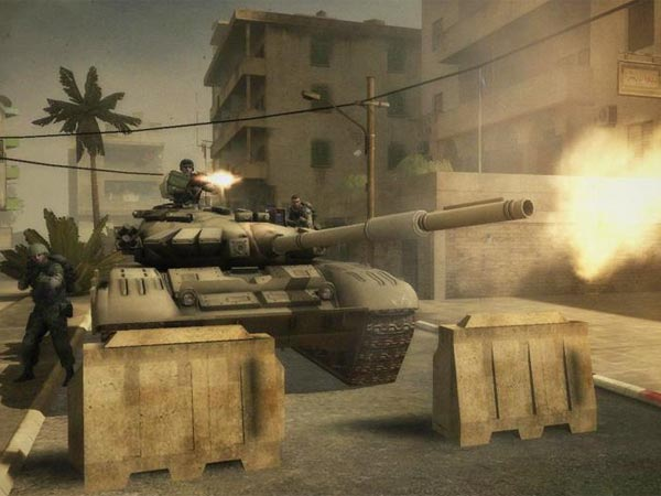 Battlefield Play4Free (Quelle: Electronic Arts / Dice)