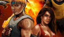 """Streets of Rage"": Sega geht gegen Fan-Remake vor. Streets of Rage Remake (Quelle: Bomber Games)"