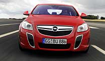 Opel Insignia OPC Unlimited: Tempo 270 in der Mittelklasse. Opel Insignia OPC Unlimited (Foto: Opel)