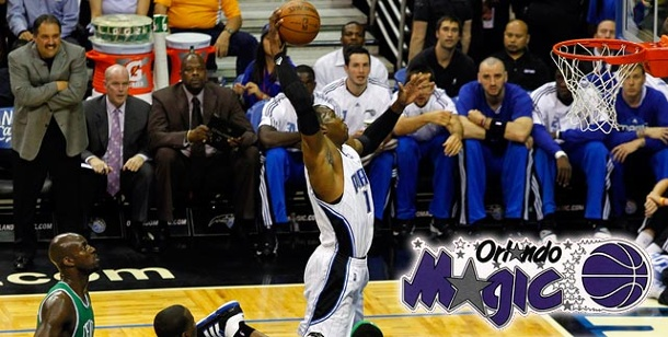 Orlando Magic in der Play-off-Vorschau. Dwight Howard ist der beste Center der NBA. (Foto: dpa)