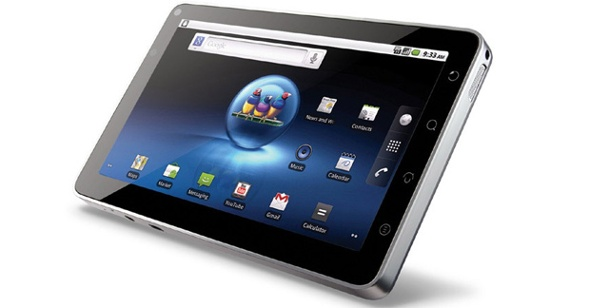 Viewsonic Viewpad 7: Tablet-PC im Test. Android-Tablet im Test: Viewsonic Viewpad 7 (Foto: pcwelt) (Quelle: pc-welt.de)