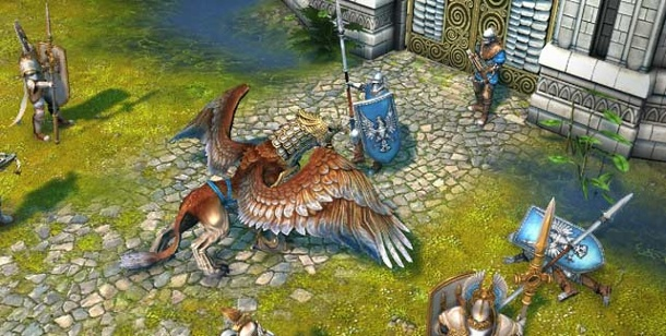 "Releasetermin von ""Might & Magic Heroes 6"" verschoben. Might & Magic Heroes 6 (Bild: Ubisoft)"