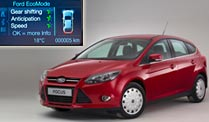 Ford Focus Econetic: Fords blaue Stunde. Ford Focus Econetic (Foto: Ford)