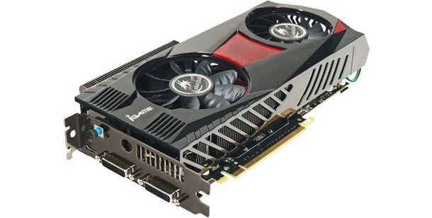 Geforce GTX 460 iGame GDDR5: Grafikkarte im Test. Colorful Geforce GTX 460 iGame GDDR5 (Foto: pcwelt) (Quelle: pc-welt.de)