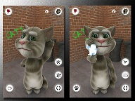Talking Tom Cat (Screenshot: iTunes) (Quelle: iTunes)