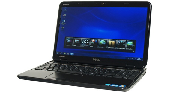 Dell Inspiron 15R: 15,6-Zoll-Notebook im Test. Sandy-Bridge-Notebook Dell Inspiron 15R im Test (Foto: pcwelt) (Quelle: pc-welt.de)