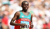 Marathon-Olympiasieger Wanjiru ist tot. Olympiasieger Samuel Wanjiru ist tot. (Foto: imago)
