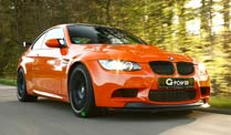 G-Power M3 GTS: der stärkste 3er BMW. G-Power BMW M3 GTS (Foto: G-Power)