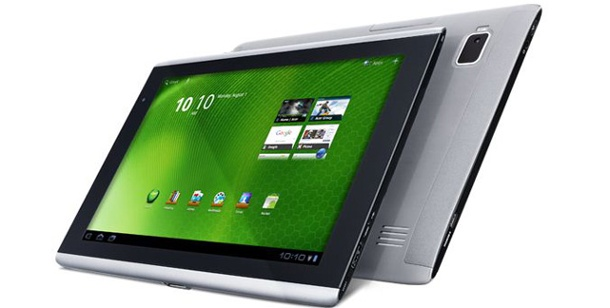 Acer Iconia A500: Tablet-PC im Test. Android-Tablet im Test: Acer Iconia A500 im Test (Foto: Hersteller) (Quelle: pc-welt.de)
