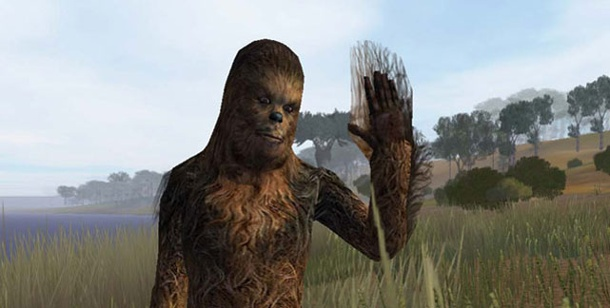"""Star Wars Galaxies"": Onlinerollenspiel wird abgeschaltet. Star Wars Galaxies (Bild: SOE)"