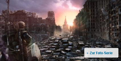 "First-Look auf den Ego-Shooter ""Metro: Last Light"" für PC, PS3 und Xbox 360 von THQ. Metro: Last Light (Quelle: THQ)"