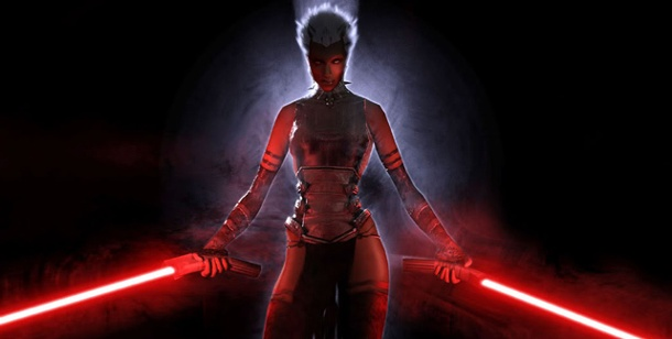 Star Wars The Old Republic: MMOG wird Free-to-Play. Star Wars: The Old Republic (Quelle: Bioware)