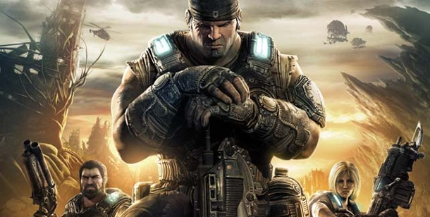 "Gears of War 3: DLC ""RAAM's Shadow"" am 13. Dezember. Gears of War 3 (Quelle: Epic Games / Microsoft)"