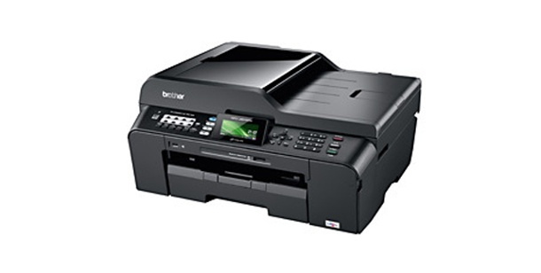 Brother MFC-J6510DW: Multifunktionsdrucker im Test. Brother MFC-J6510DW im Test (Foto: Hersteller)