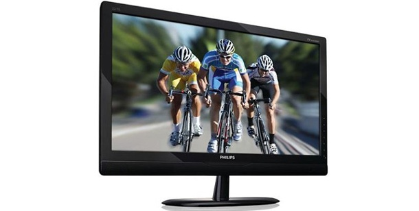 Philips T-line 221TE2LB/00: Test 22-Zoll TFT-Monitor. Test: Philips T-line 221TE2LB/00  (Foto: Hersteller)