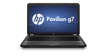 HP Pavilion g7-1116sg im Test (Foto: Hersteller)