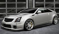 Hennessey Twin Turbo V1000 CTS-V Coupé mit 1014 PS. Hennessey Twin Turbo V1000 CTS-V Coupé (Foto: Hennessey) (Quelle: Hersteller)