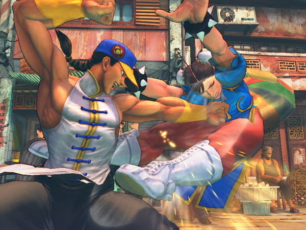 Super Street Fighter IV - Arcade Edition Beat'em Up-Spiel von Capcom für PC, PS3, Xbox