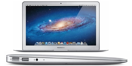 Apple MacBook Air 13 im Test (c) Apple (Foto: Hersteller)