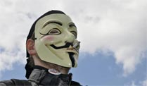 Die Hacker von Anonymous wollen Facebook vernichten. (Foto: imago)
