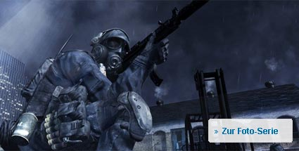 "Preview ""Call of Duty: Modern Warfare 3"": Feuer frei aus allen Rohren. Call of Duty: Modern Warfare 3 (Quelle: Activision)"