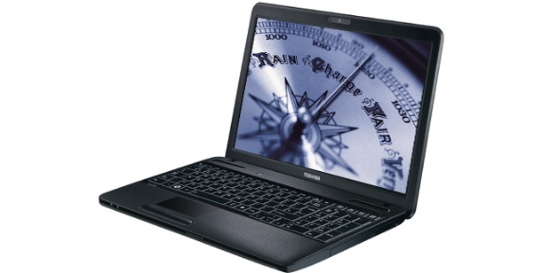 Toshiba Satellite C660D-140: Test 15,6-Zoll Notebook. Toshiba Satellite C660D-140 im Test (Foto: Hersteller)