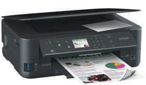 Epson Stylus Office BX535WD: Test Multifunktionsdrucker. Epson Stylus Office BX535WD im Test (Foto: pcwelt)