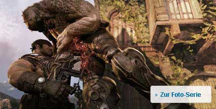 """Gears of War 3"": Entwickler-Version im Netz gelandet. Gears of War 3 (Quelle: Epic Games)"