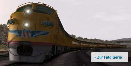 """Railworks 3: Train Simulator 2012"": Der König der Bahn-Simulationen fährt ein. Railworks 3: Train Simulator 2012 (Quelle: Railworks.com Ltd.)"