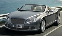 Bentley Continental GTC: Neuer, alter Luxus. Bentley Continental GTC (Foto: Bentley)