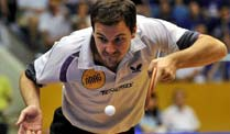 Timo Boll ist chinesischer Meister. Timo Boll holt sich auch den Meistertitel in China.  (Quelle: imago)