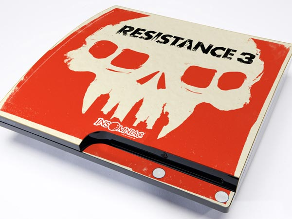 Resistance 3-PS3-Skin (Quelle: Sony)