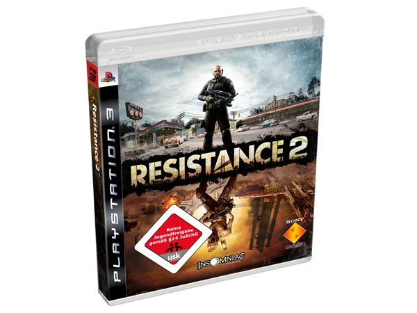 Resistance 2 (Quelle: Sony)