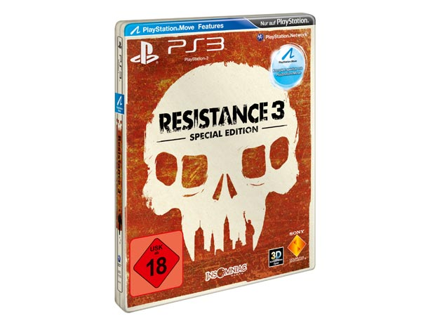 Resistance 3 Special Edition (Quelle: Sony)