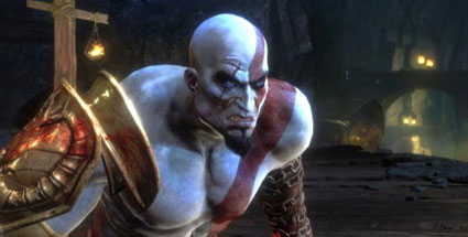 """God of War Collection Volume 2"": Neue Kollektion im Handel. God of War 3 (Bild: Sony)"