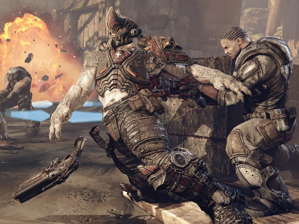 Gears of War 3 (Quelle: Epic Games)