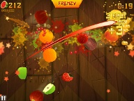 Fruit Ninja HD (Quelle: Halfbrick)